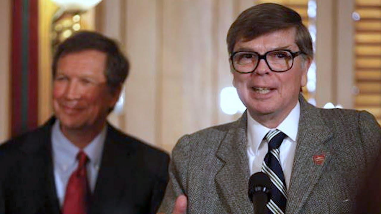Download Honoring JobsOhio Director Emeritus, Speaker Bill Batchelder