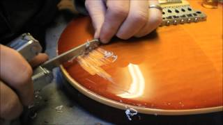 relicing a PRS guitar....sorry for that!