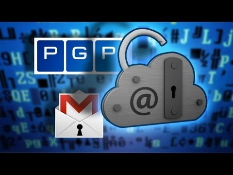 How to Encrypt Your Desktop Email Using PGP