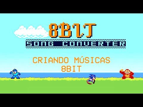8 Bit Midi Converter - Como criar músicas em 8 bit