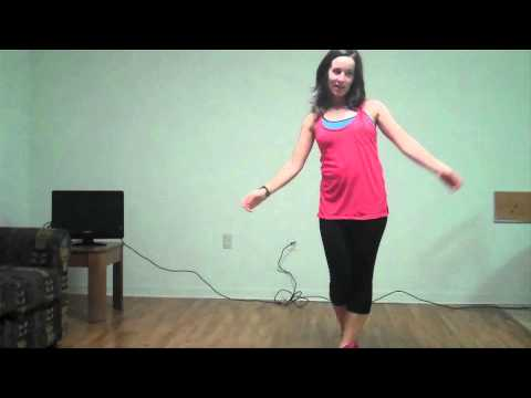 """TTYLXOX"" Dance Tutorial (Shake It Up)"