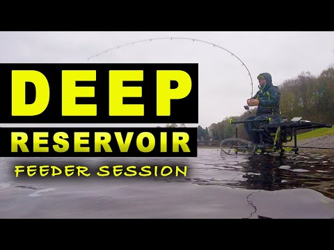 DEEP Reservoir Feeder Session - Feeder Fishing at Damflask