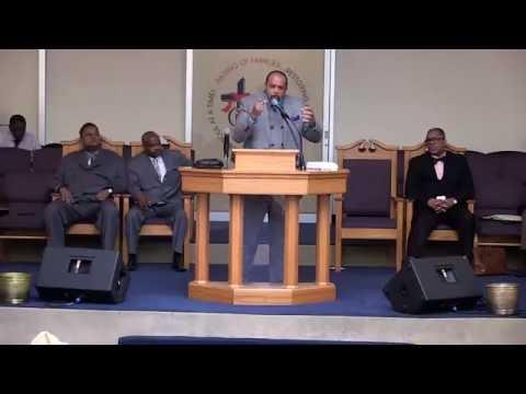 Now Faith - Pastor Alfred Scott