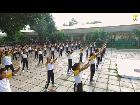 Lagu Maumere 2018|| JONG BURA-SAPUTANGAN GOLO||by SMA JOHN PAUL II VOICE (Remastered)