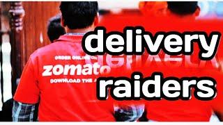 Zomato | Delivery Boy | Viral video | Bhayankar Viral | Memes | Sonu | technical kishan