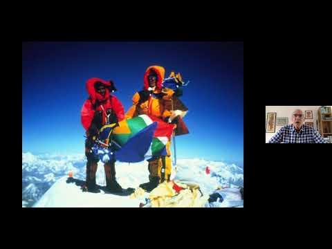 Myths of Everest -  Fear, Fitness and Faith