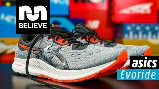 ASICS Evoride Video Performance Review