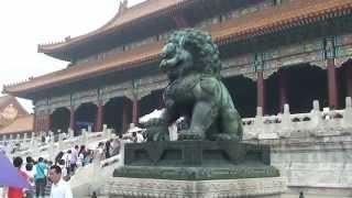 Niezwykly Swiat - Chiny - Pekin - Zakazane Miasto