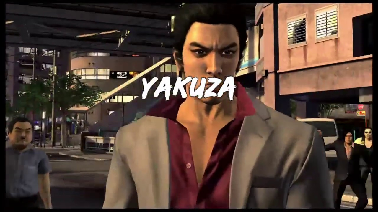 Yakuza 3 Remastered - From Chapter 10s end - YouTube