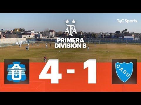 Download J.J. Urquiza 4-1 Defensores Unidos   Primera División B