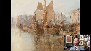 Cocktails with a Curator: Turner's 'Harbor of Dieppe'