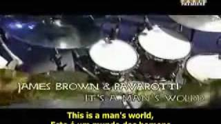 James Brown   Luciano Pavarotti - It