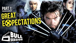 The X-Men Trilogy (X-Men, X2, The Last Stand)   Movie Review / Retrospective - Bull Session