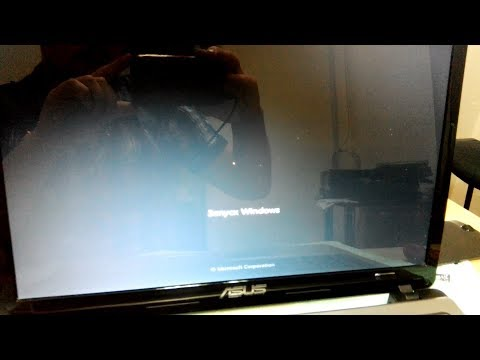 Windows зависает на логотипе