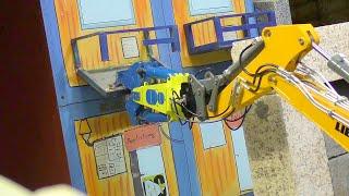 RC CRANE l LIEBHERR LTM1055 l Construction l