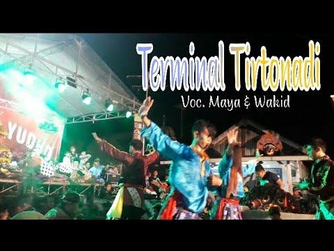 Terminal Tirtonadi Cover Panjak Talunz Voc. Maya & Wakid   NEW MANGGOLO YUDHO Live Bawangan Ploso