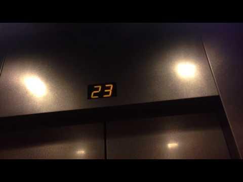 Liang Court Novotel- Hitachi High-Speed Traction Elevators