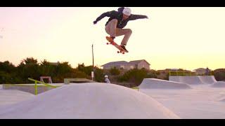 Behind the Coast: Atlantic Beach Skate Park