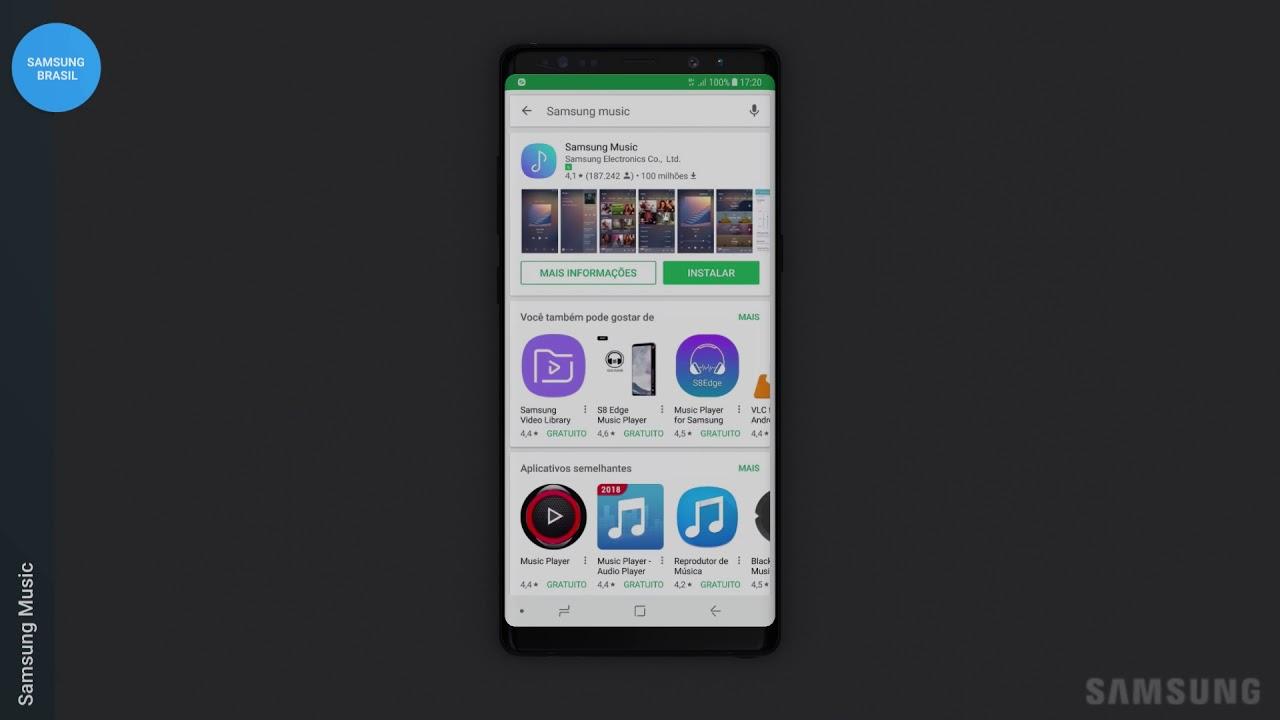 Samsung | Galaxy Note8 | Samsung Music