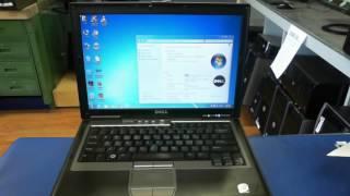 Dell Latitude D630 Laptop