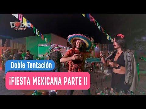 Doble Tentación - ¡Fiesta Mexicana Parte I! / Capítulo 67