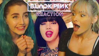 BLACKPINK 블랙핑크  - How You Like That MV COMEBACK REACTION ft TALIA MAR