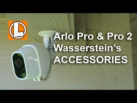 Arlo Pro and Pro 2 Accessories - Wasserstein A Cheaper Alternative
