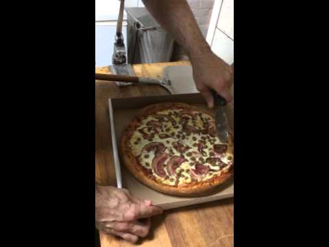 Ottawa Milano Pizza's Italian Job