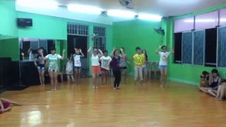 Bunny - dance cover by Nhan's class
