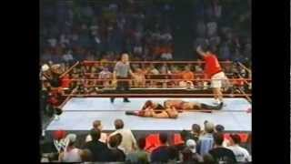 Jamal (Umaga) & Rosey debut in WWE