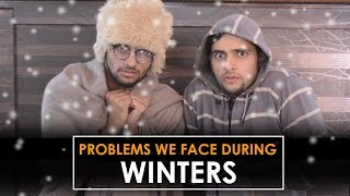 Problems we face during WINTERS || WINTER is here || Funchod Entertainment || Funcho | FC