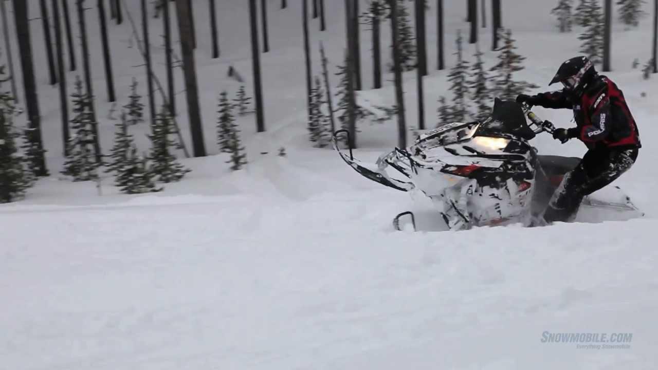 2013 polaris 800 switchback assault snowmobile review doovi. Black Bedroom Furniture Sets. Home Design Ideas