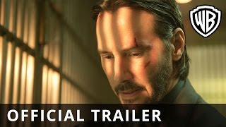 Repeat youtube video John Wick – Trailer - Official Warner Bros. UK