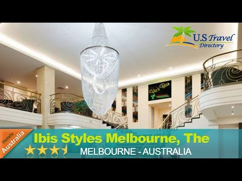 Ibis Styles Melbourne, The Victoria Hotel - Melbourne Hotels,  Australia