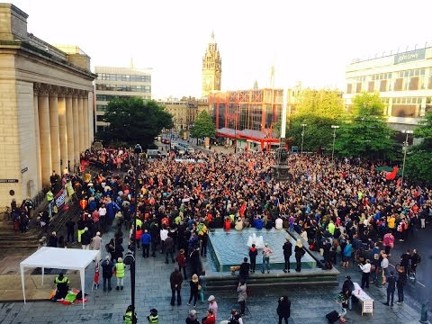 #Jeremy4Labour in Sheffield: Together we can rebuild & transform Britain