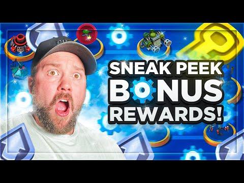 BONUS REWARDS IN