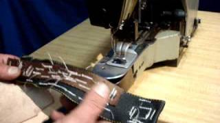 Juki LK-850 Bartack Industrial Sewing Machine by Atlas Levy