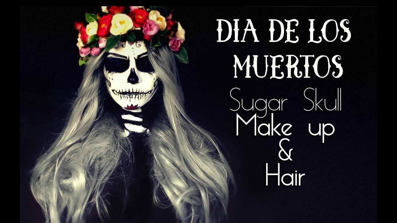 Bezaubernd Mexikanischer Totenkopf Galerie Von Halloween Dia De Los Muertos - Sugar
