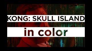 Kong Skull Island - Color Palette Supercut