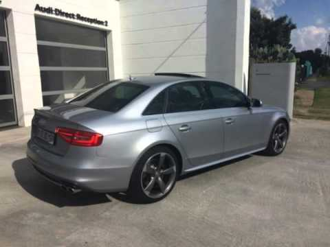 2015 AUDI S4 S4 QUATTRO Auto For Sale On Auto Trader South Africa