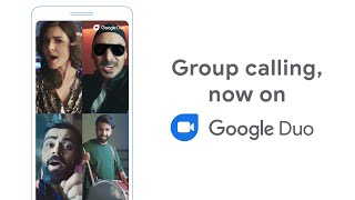 Introducing Group Calling on Google Duo ft. Anushka, Virat and Sukhbir