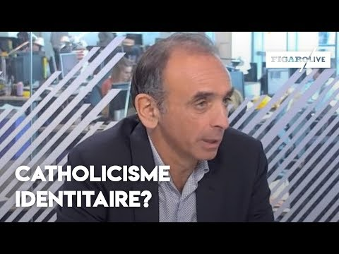 Zemmour: «Pour Macron et le pape, l'Europe chrétienne , c'est fini»