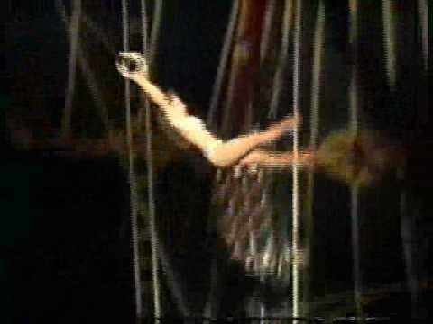 Dolly Jacobs Big Apple Circus 1987