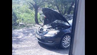 Ремонт ограничителей дверей Mazda 3