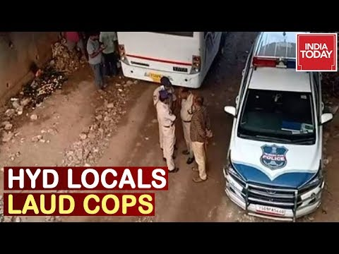 Hyd Accused Killed