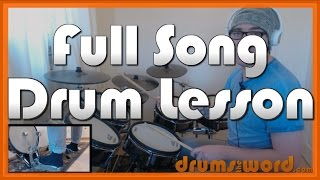 ★ Losing My Religion (R.E.M.) ★ Drum Lesson PREVIEW | How To Play Song (Bill Berry)