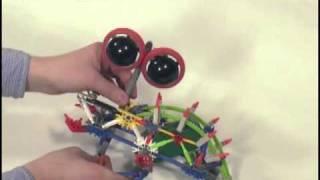 Большой космический  конструктор LOZTOYS Робот N5