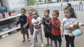"""МЕТОДИКИ ЗАЙЦЕВА в """"ЭРУДИТЕ"""" (дети 3х лет)"""