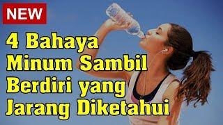 4 Bahaya Minum Sambil Berdiri yang Jarang Diketahui