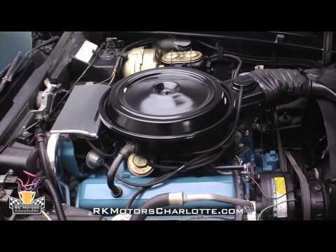 132664 1977 chevrolet corvette youtube  77 corvette engine intake diagram #4